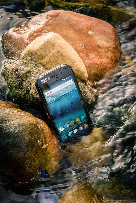 Discover The New Rugged, Cat® S41 Smartphone: Extreme Power