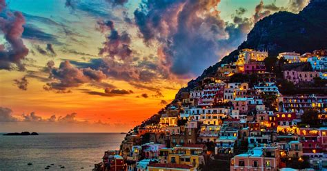 From Sorrento: Positano Evening Tour - Sorrento, Italy