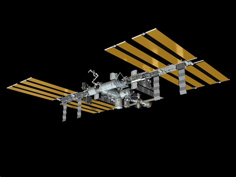 Assembly of the International Space Station - Wikipedia