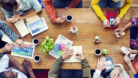 Infographic: The Evolution of Creative Collaboration - The