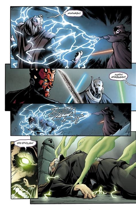 Who would win in a fight, Darth Maul and Count Dooku vs