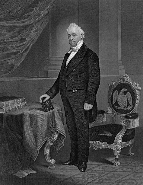 Facts About James Buchanan the 15th President
