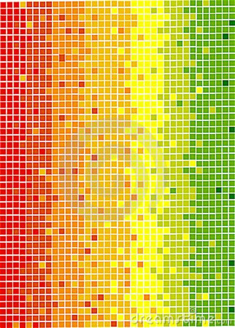 Colorful Pixel Texture Royalty Free Stock Photo - Image